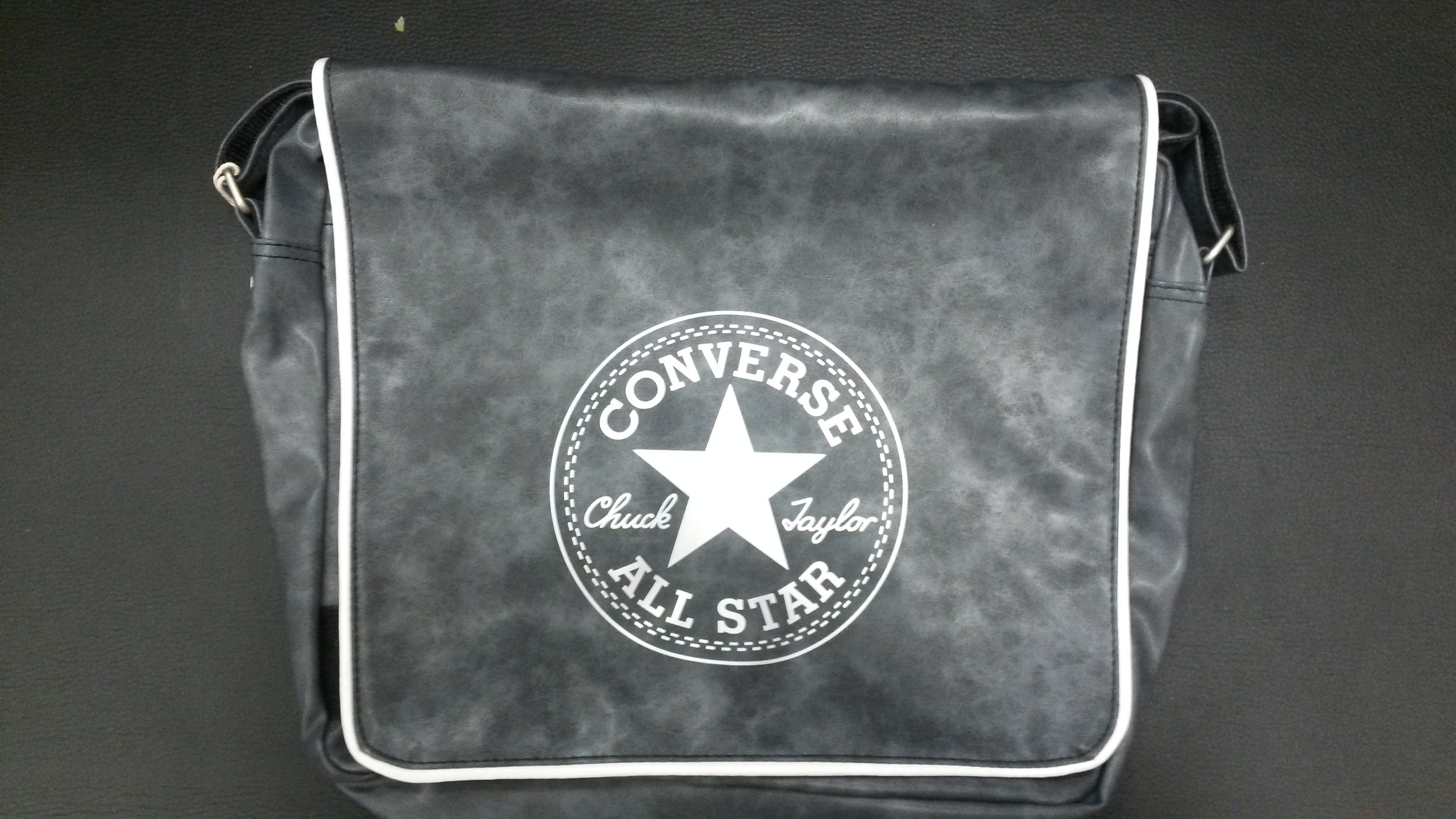 Converse RETRO MESSENGER BLACK